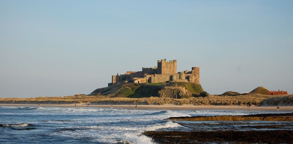 Coast and Castles Supported Cycling Tour