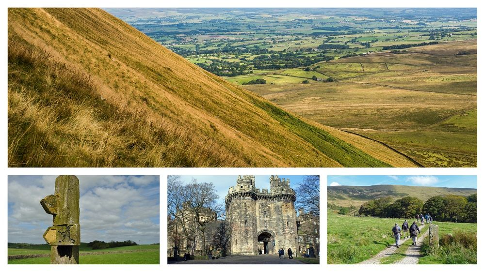 Pendle Witches Way Walking Holiday